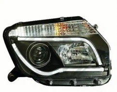 Renault Duster LED DRL Head Light - Made in Taiwan