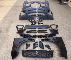 Mercedes Benz Audi Bmw Range rover body kit