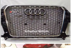 Audi RS & s style grill, BMW M grill, Mercedes Benz GTR & Diamond gril