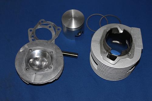 Vespa, LML spare parts