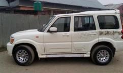 Mahindra Scorpio Available