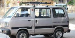 Maruti Omni 2002 Model Van Available