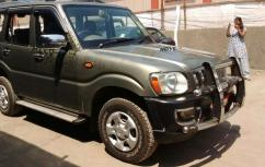 Mahindra Scorpio 2011 Model Available