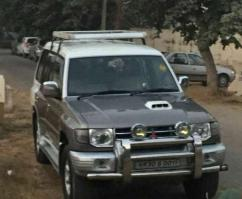 1st Owner Mitsubishi Pajero In Great Condition