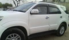2012 Model Toyota Fortuner Available