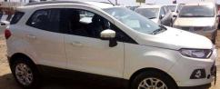 2013 Model Ford Ecosport