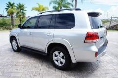 Toyota Land cruiser 2013 Model