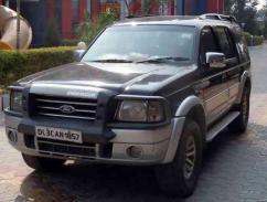 2007 Model Ford Endeavour XLT