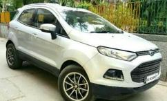 Ford EcoSport Trend 1.5 TDCi In Silver Color