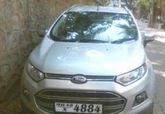 Ford Ecosport Titanium Available
