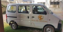 5 Seater Maruti Eeco With AC
