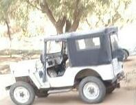 Mahindra Jeep 1994 Model