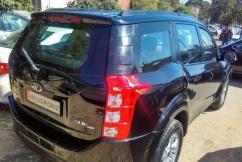 2012 Model Mahindra XUV 500 In Black Color
