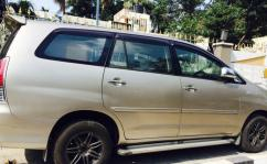 2007 Model Toyota Innova In Golden Color