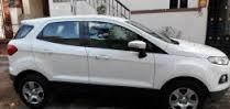 2013 Model Ford Ecosport Ambiente