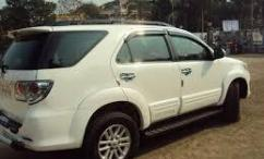 2012 Model Toyota Fortuner