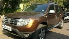Renault Duster In Running Condition