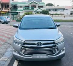 Toyota INNOVA CRYSTA 2.4 VX Manual model 2017