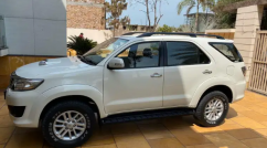 Toyota Fortuner 2013 Manual 4wd