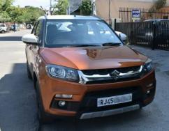 Maruti Suzuki Vitara Brezza ZDi model 2018