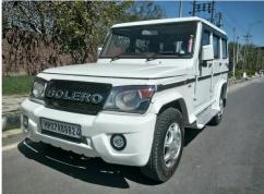 Mahindra Bolero SLX BS IV, 2015, Diesel