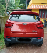 Mahindra  KUV 100   K4 Plus 5str Year 2016 Fuel Petrol