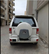 Tata  Safari  Dicor EX 4X2 Year 2011 Fuel Diesel