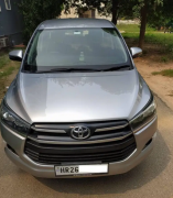 Toyota INNOVA CRYSTA 2.4 GX Manual, 2018