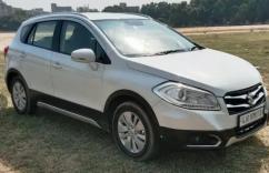 Maruti Suzuki S-Cross Alpha 1.3, 2015, Diesel