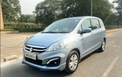 Maruti Suzuki Ertiga ZXI Plus , 2017, Petrol