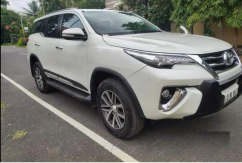 Toyota Fortuner 2.8 4X2 Manual, 2017, Diesel