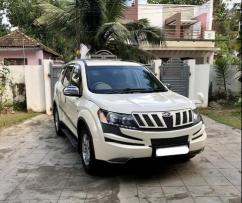 Mahindra  XUV500 W8, 2012, Diesel