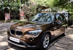 BMW X1 sDrive20d, 2014