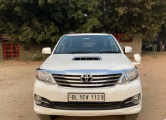 Toyota Fortuner 3.0 4x4 Manual, 2016, Diesel