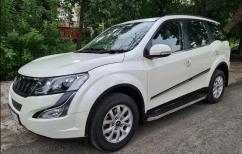 Mahindra   XUV 500 W10, 2017, Diesel