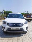 Hyundai Creta 1.6 SX Automatic, 2017, Diesel