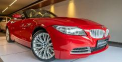 BMW Z4 Roadster sDrive35i, 2017, Petrol