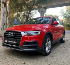 Audi Q3 2.0 TFSI quattro, 2019, Petrol