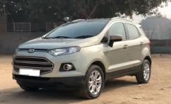 Ford Ecosport EcoSport Titanium 1.5 TDCi (Opt), 2015, Diesel