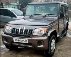 Mahindra Bolero mHAWK D70 ZLX, 2019, Diesel