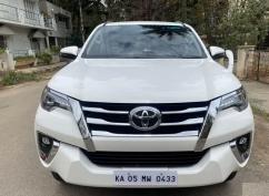 Toyota Fortuner 2.8 2WD MT, 2017, Diesel