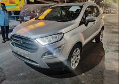 Ford Ecosport 1.5 TDCi Titanium Plus, 2018, Diesel