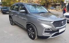 MG Hector Model 2019