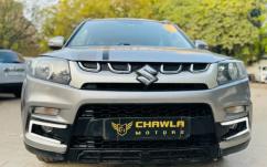 Maruti Suzuki Vitara Brezza VDi, 2016, Diesel