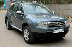 Renault Duster 2012-2015 110PS Diesel RXZ Optional with Nav, 2013
