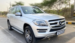 Mercedes-Benz GL-Class Grand Edition Executive, 2014, Diesel