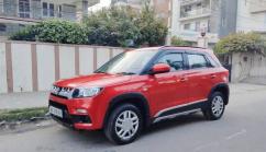 Maruti Suzuki Vitara Brezza VDi, 2017, Diesel