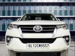 Toyota Fortuner 2.8 2WD AT, 2018, Diesel