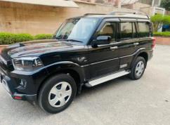 Mahindra Scorpio S5, 2020, Diesel