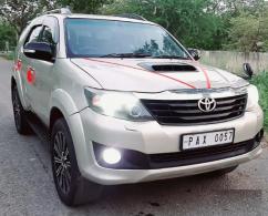 Toyota Fortuner 2.8 4WD AT, 2016, Diesel